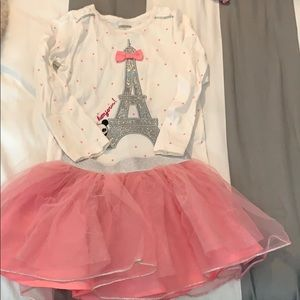 Gymboree Paris collection outfit